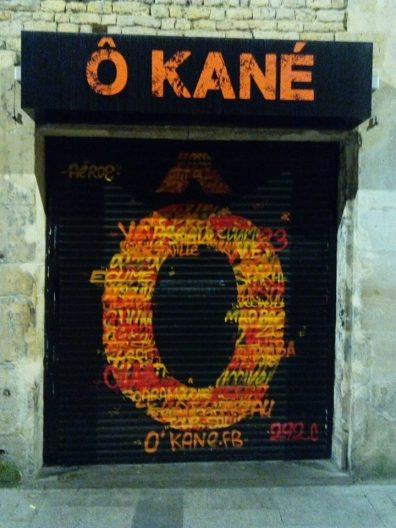 Source : page fb ô Kané