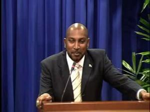 Acting Minister of Communications, the Honourable Anil Roberts. Photo courtesy vimeo.com. File photo