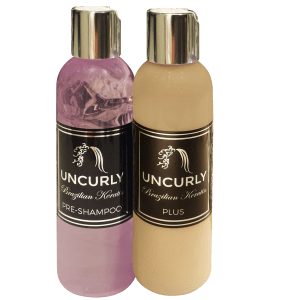 Uncurly Plus is as strong as the original Global Keratin