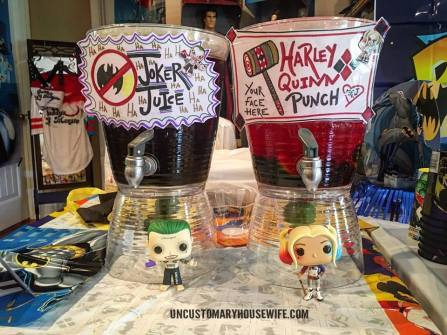 Joker Juice Harley Quinn Punch 1