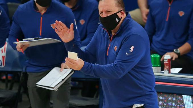 Tom Thibodeau Is Changing the Culture for the New York Knicks