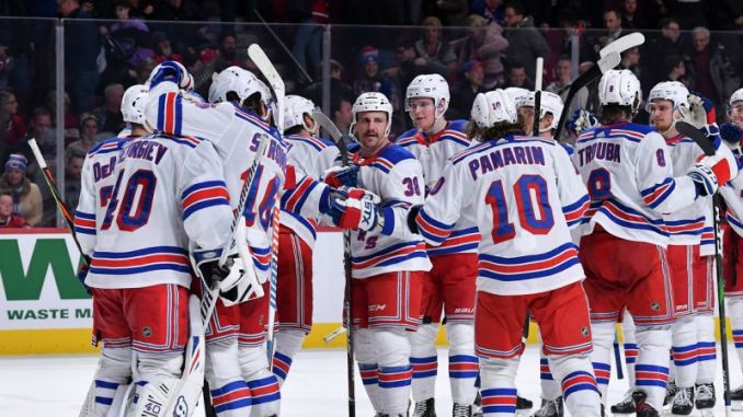 Are The New York Rangers Playoff Bound In 2021?