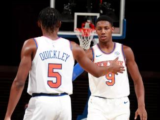 Can the Knicks Keep Up Their First Half Success?