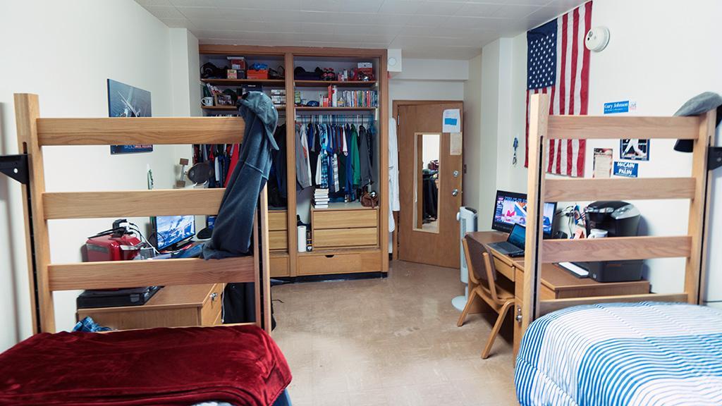 Walsh Hall Housing University Of North Dakota