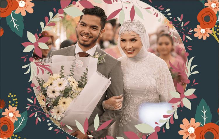 kleksi lagu pernikahan islami