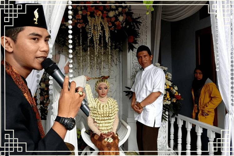 susunan acara lamaran pernikahan islami