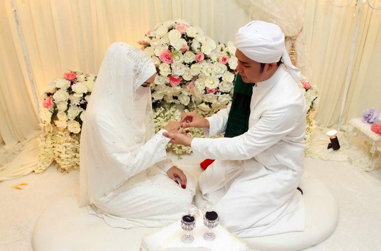 Ucapan Pernikahan Islami Menyentuh dan Penuh Doa