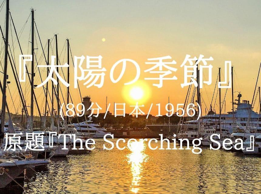 太陽 の 季節