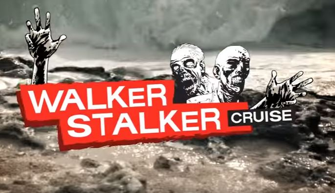 Image result for Walker Stalker Cruise