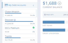 Free debt calculator