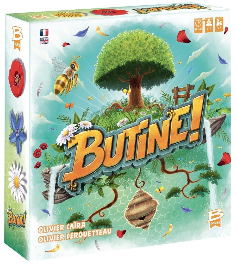 Chronique: Butine