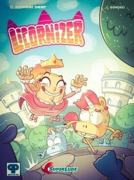Licornizer, qui a dit que toutes les princesses étaient gentilles ?