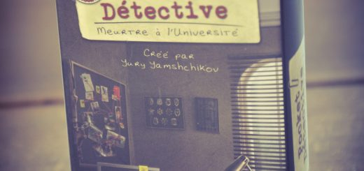 Pocket Detective : Meutre à l'université