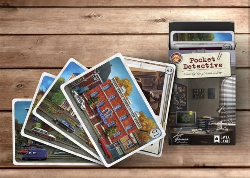 Pocket Detective : Meutre à l'université