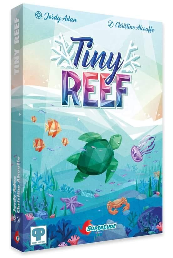 [Test] Tiny Reef, à la rescousse des récifs coralliens !