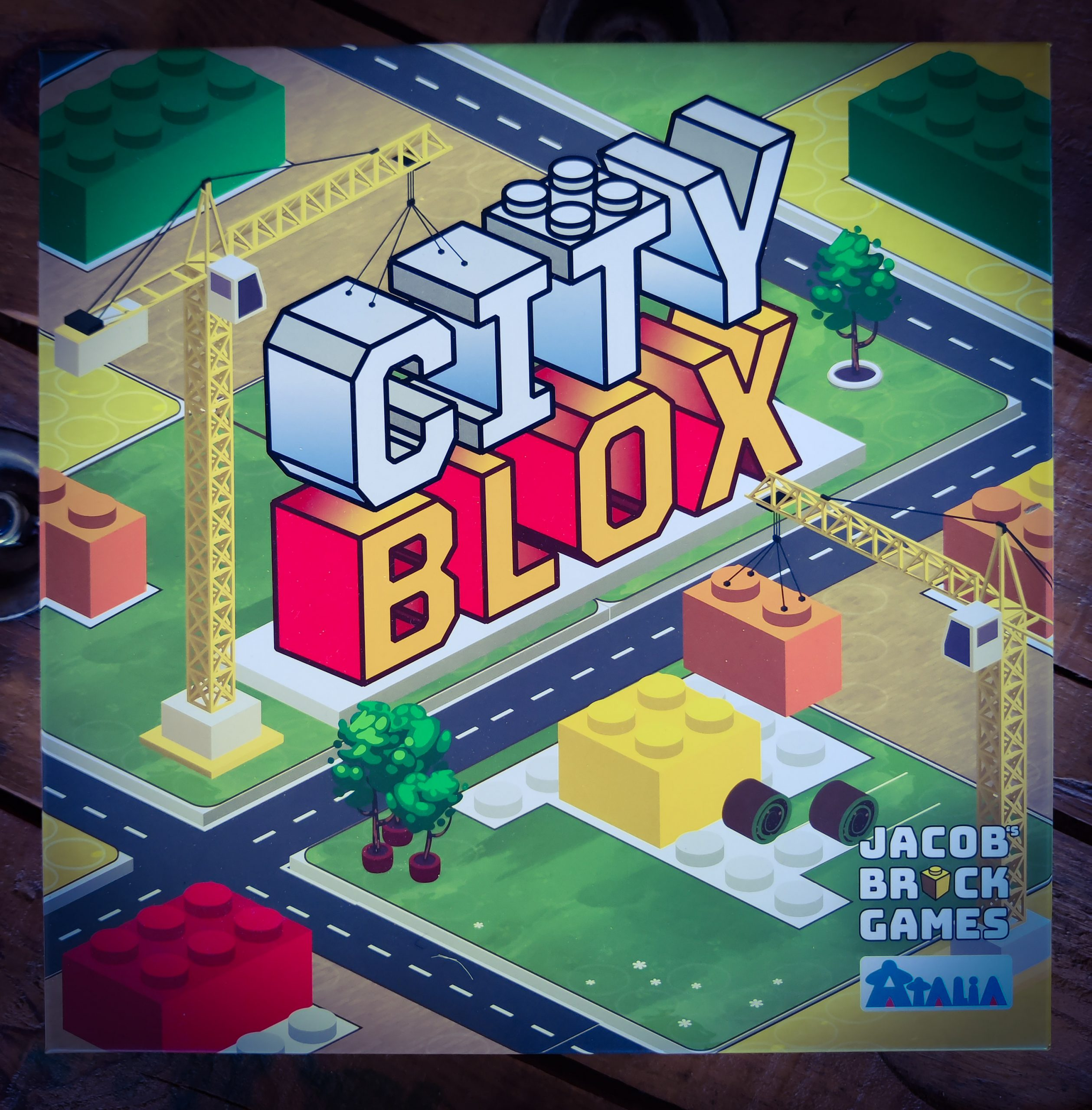 City Blox, l'architecture en Lego