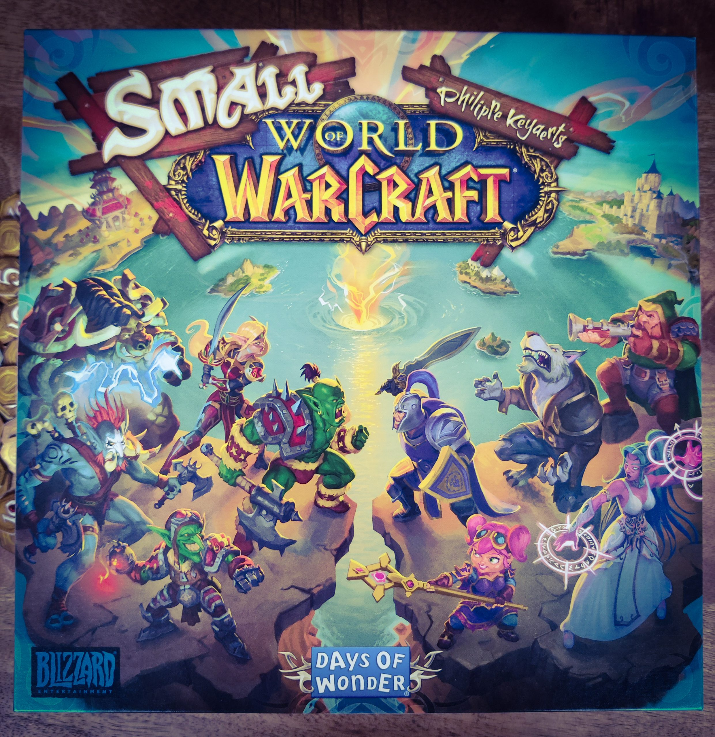 Small World of Warcraft, pour Azeroth!
