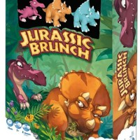 Jurassic Brunch, à table les enfants !