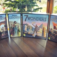 [Test comparatif] 7 Wonders Nouvelle édition et ses 3 extensions Cities, Leaders, Armada VS version 2010