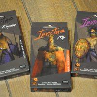 [Test] Invictus : Roi, Empereur et Tlahtoani. 3 factions pour magnifier l'art de la guerre.