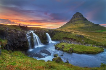 """Kirkjufell Evening"" Featured Image Courtesy and Copyright Dylan & Marianne Toh"