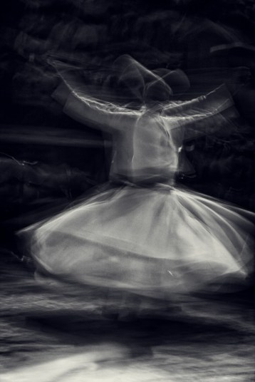 """Whirling for Love"" Image courtesy and copyright Seyhan Gungor"