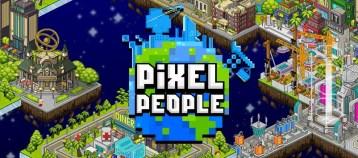 LambdaMu Games Pixel People