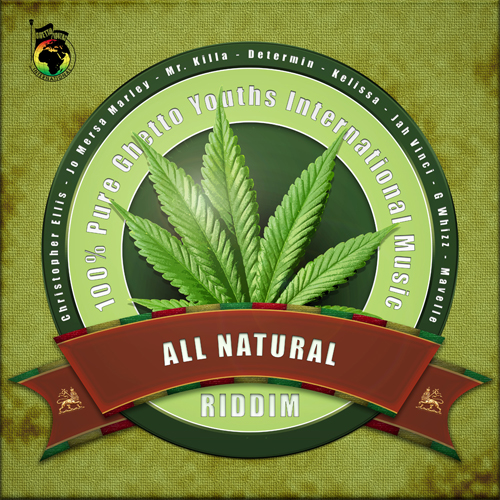 Private Beach Party by Jo Mersa on the All Natural Riddim