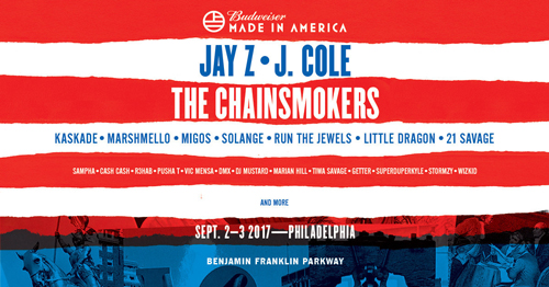 Made In America Festival 2017