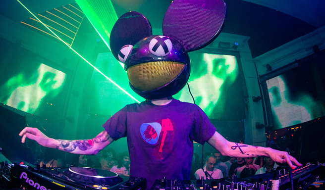 Happy Birthday Deadmau5