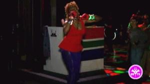 Lynna Movingstar hosting Funk U Fridays Dance and Skate Party at MIST Harlem