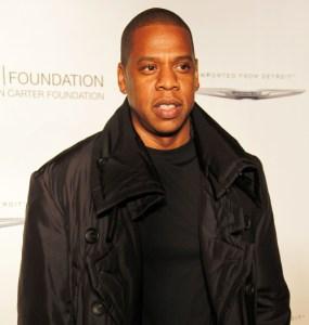 Jay Z at Carter Foundation Carnival
