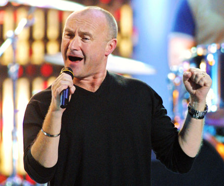 Happy Birthday Phil Collins