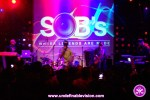 Christopher Ellis at The Ghetto Youths International Set Up Shop Volume 2 Tour at SOB's in New York City