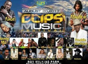 ECIPS Music Festival - August 20th, 2017