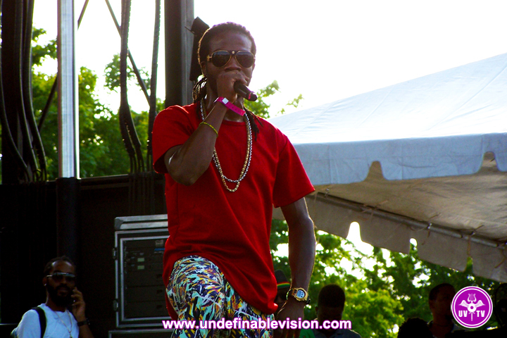 "Undefinable Vision at The 6th Annual Grace Jamaican Jerk Festival in New York ""See Things Different"" Checkout more photos and videos at http://undefinablevision.com"