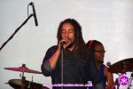 Jo Mersa Marley at The Ghetto Youths International Set Up Shop Volume 2 Tour at SOB's in New York City