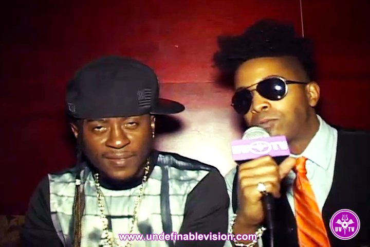 Khago and Tabou TMF at Gyptian's Album Release
