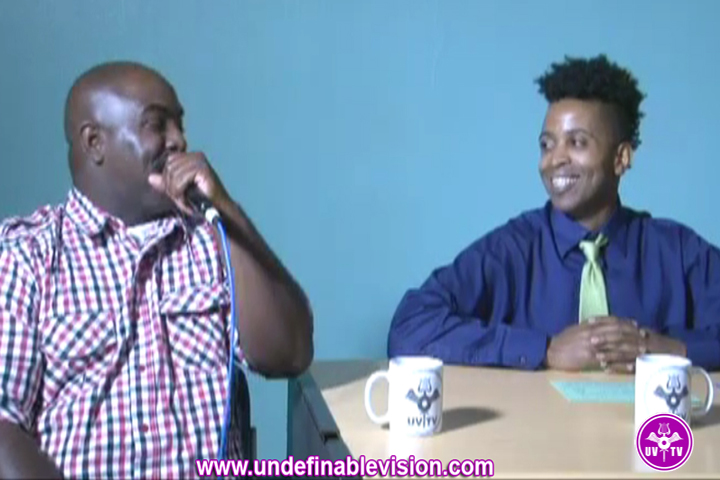DJ Shorty Black talks with Tabou TMF on Undefinable Vision TV