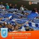 Betano.com va trimite la meciul CS U Craiova vs AC Milan