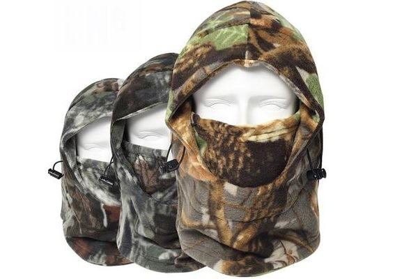 how to choose a hunting facemask