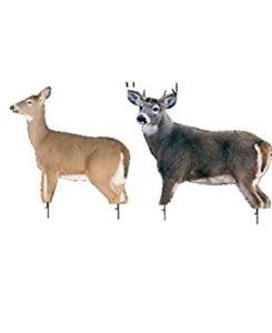 Dream Team Buck and Doe by Montana Decoy