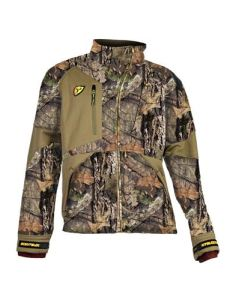 Perfect quality jacket to open hunting season.