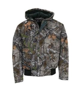 It a perfect way to stay warm on the coldest hunting day.