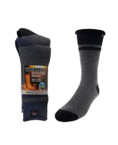 Thick Heat Trapping Insulated Heated Boot Thermal Socks