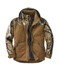 Stay Warm With Super Insulated Hunting Jacket!