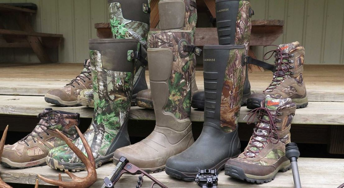 Best Hunting Boots 2018 — Reviews And Top Picks