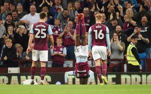 Post-match Report: Wigan No Match For Villa