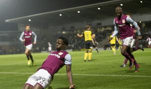 Post-match Report: 4's the score for Villa