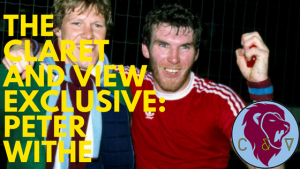 EXCLUSIVE: Interview with Peter Withe